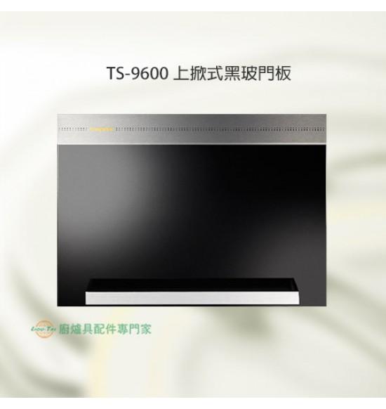 TS-9600 上掀式黑玻門板