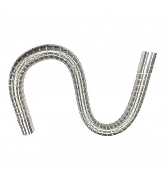 Φ60mm不銹鋼軟管150cm