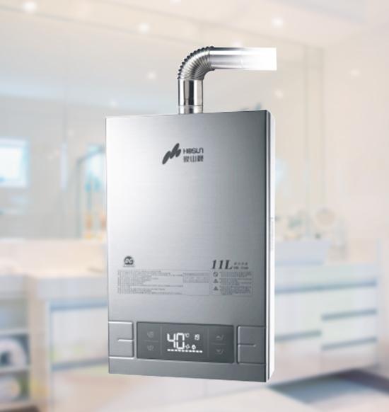 HR-1160DC 數位變頻恆溫強制排氣熱水器(11L)