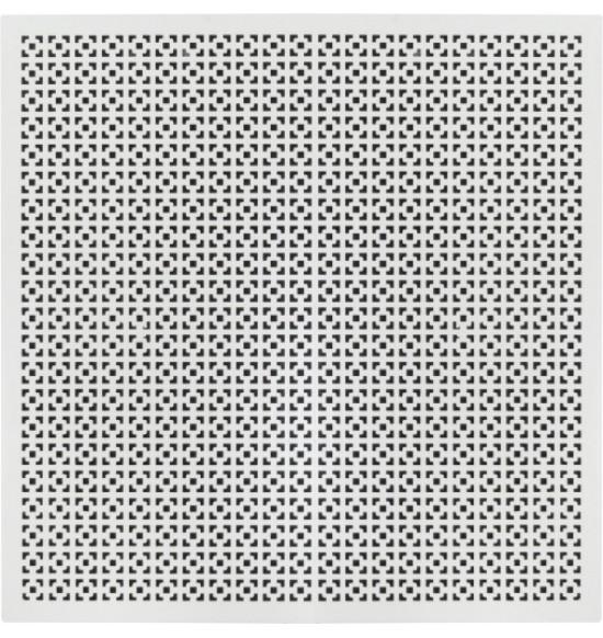 回風花板-無泡棉(冷氣空調用) 60x60mm