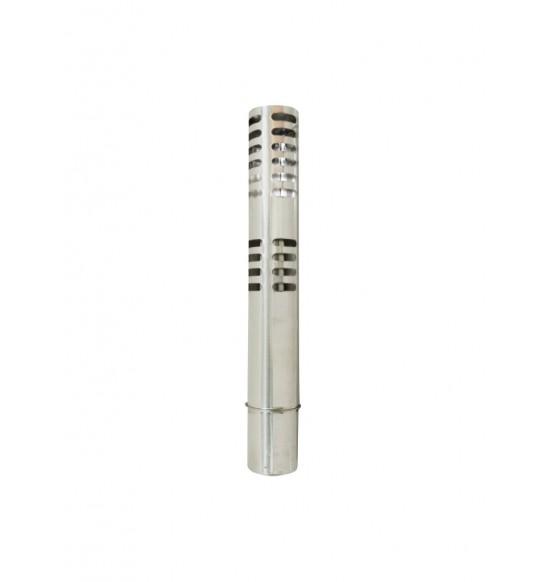 Ø60/Ø100mm雙層式止漏型 通風尾管(72cm)