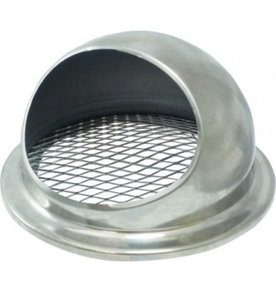 不銹鋼旋風頭 (平面型/菱形網)1入