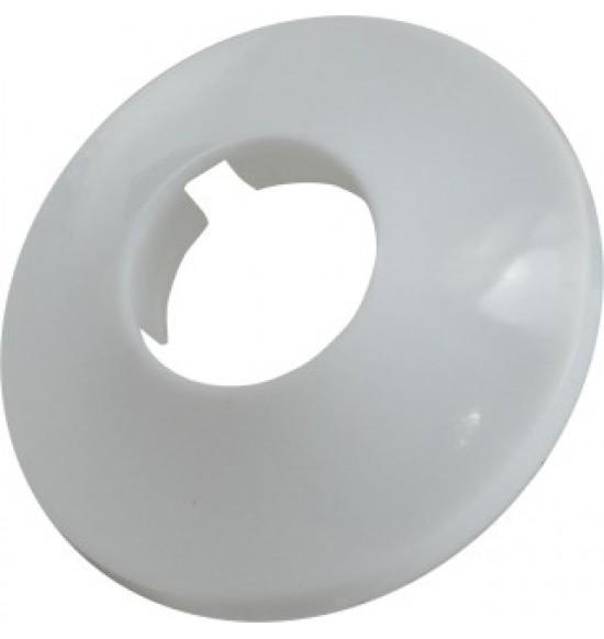 塑膠法蘭蓋(四分)-10入