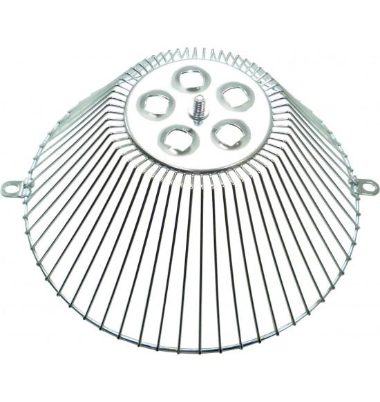 K501010 電鍍鋼網(櫻~用)195mm