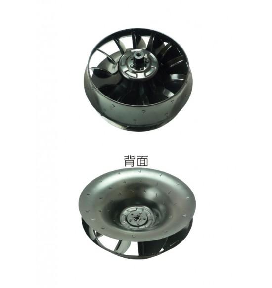 排油煙機風葉240-深左旋/鋁(1入)