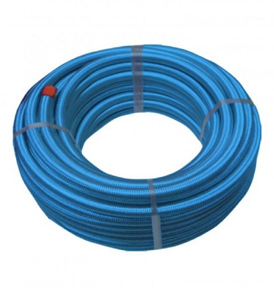 三分9620氣體燃料保護型鋼絲橡膠管100尺