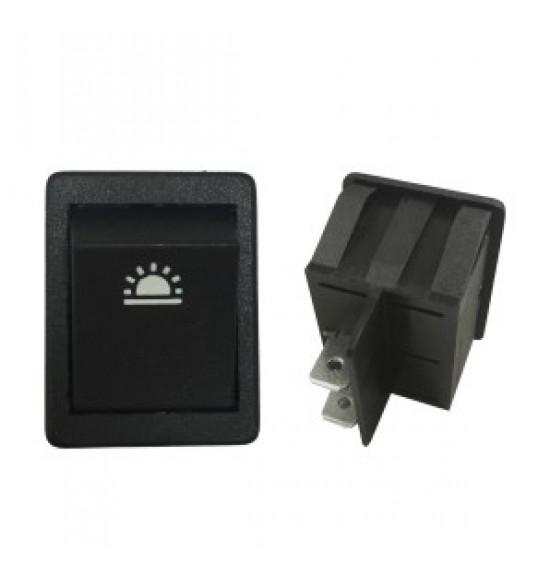 油炸機煙罩組配件-電燈開關