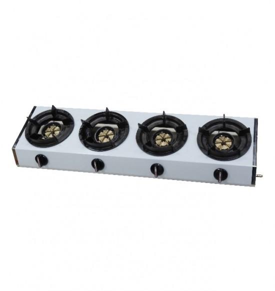 海產爐中壓四口(電子銅心) /液化