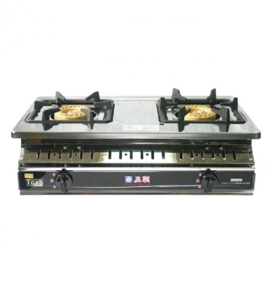WG-2633雙銅專利焰火崁入爐