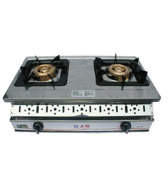 WG-2605雙環銅安全瓦斯爐(崁入型)