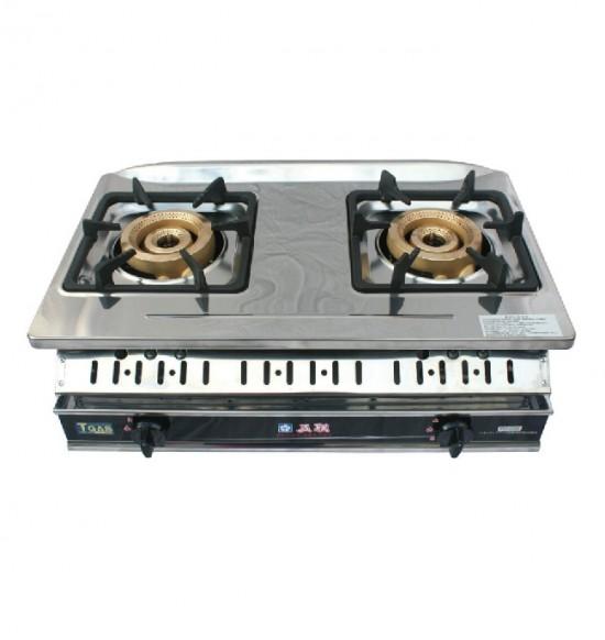 WG-2699雙銅內燄安全崁入爐 (崁入型)