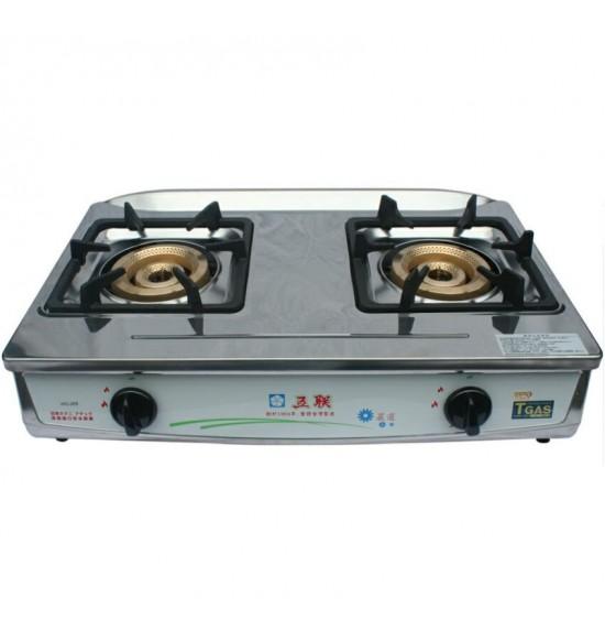 WG-269雙銅內燄安全瓦斯爐(桌上型)