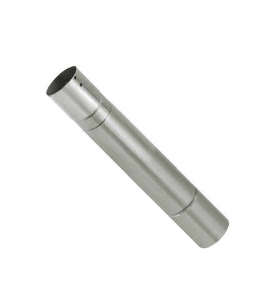 C102500 60mm不銹鋼可調式管(50cm*2)