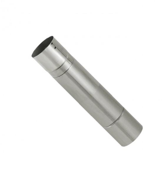 Ø80mm不鏽鋼可調式管-50cmx2(50~95cm)