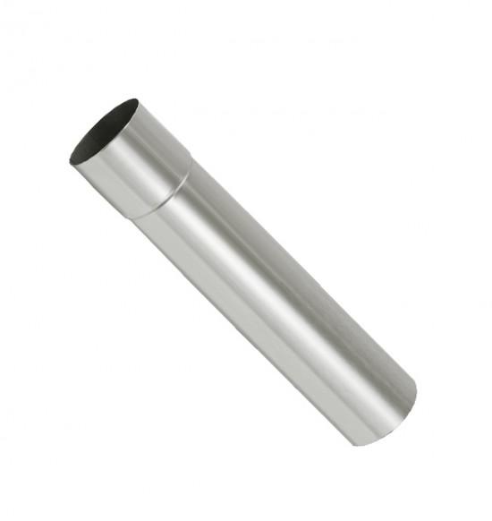 Ø80mm不銹鋼直管45cm