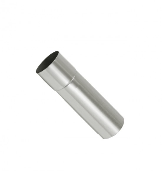 Ø80mm不銹鋼直管-23cm