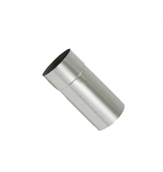 Ø100mm不銹鋼直管-23cm