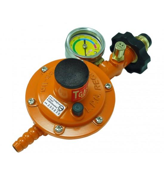 Q2調整器/超流切斷附錶型(D-328)