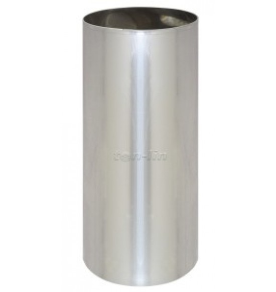 6吋不銹鋼管-直管30cm