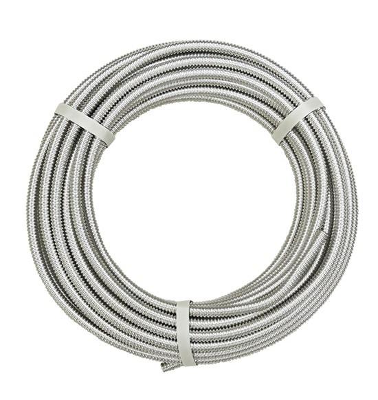 熱水器用白鐵浪管三分20米/捲