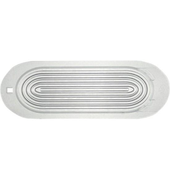 橢圓燈片線面/方孔(1入)
