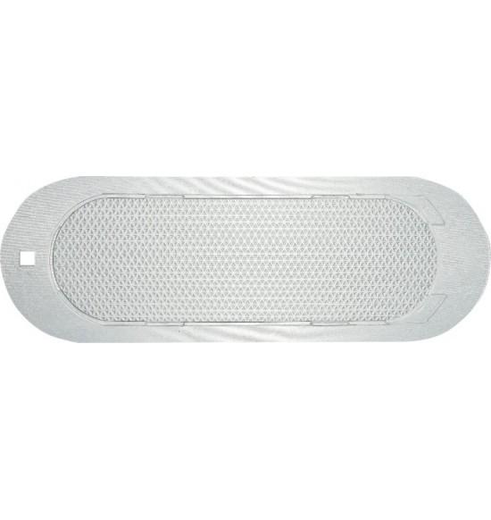 橢圓燈片鑽面/方孔(1入)