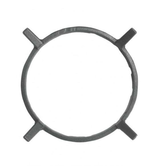 炒菜鍋用鑄鐵輔助爐架(158X172mm)(1入)