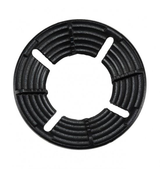 防風鑄鐵圓爐架(116X217mm)四孔/入