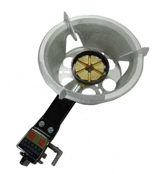 5EA(5A)銅/電子式快速爐(長)