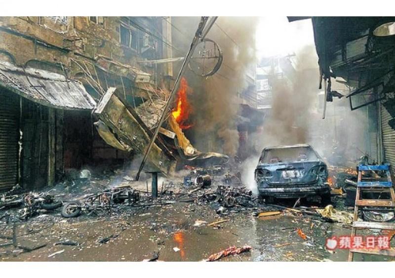 防瓦斯爆炸 內政部將訂瓦斯桶使用指導綱領